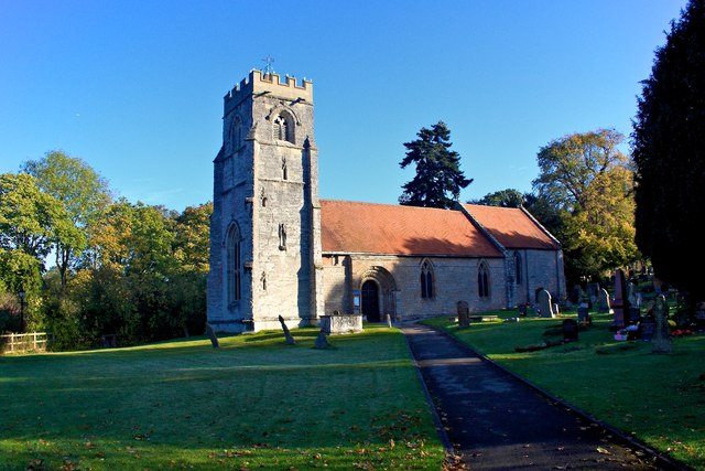 St Nicholas Church, Beaudesert