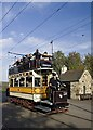 NZ2154 : Newcastle tram at Beamish : Week 43