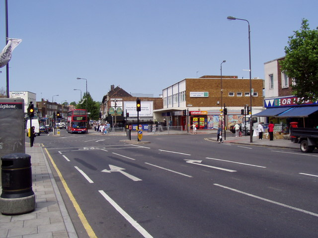 Chingford Mount Road Chingford