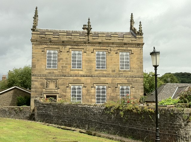 Wirksworth Grammar School
