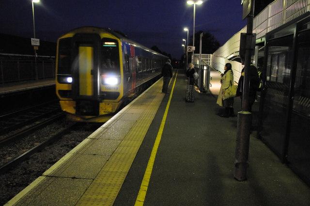 Ashchurch Train Station Car Park Charges