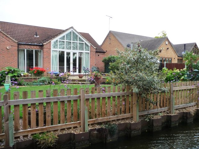 Bungalows on Blyth Road, Ranby