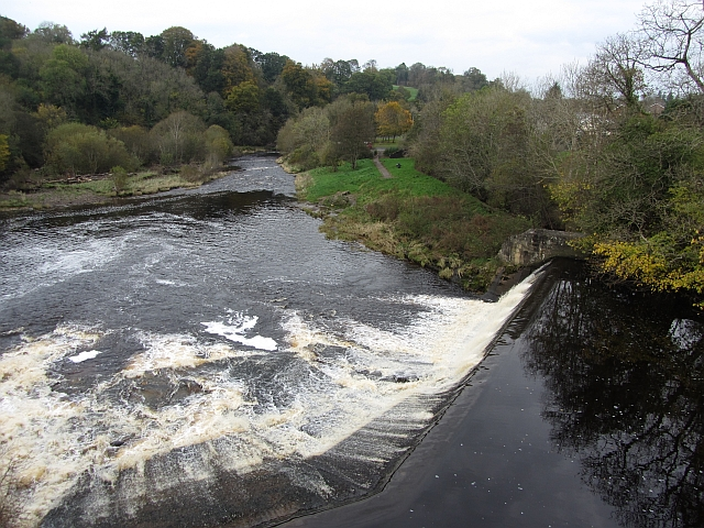 Weir, Millheugh