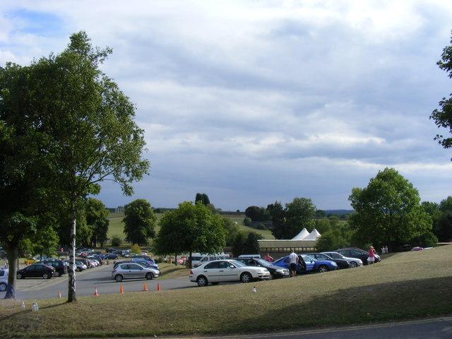 Visitors Car Park West Midland Safari Stuart