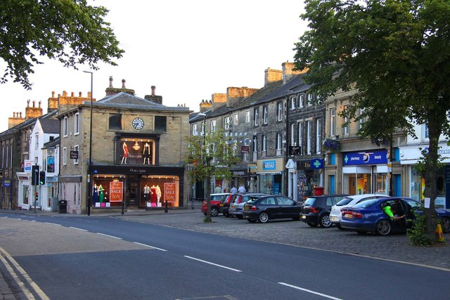 Shops on the High Street