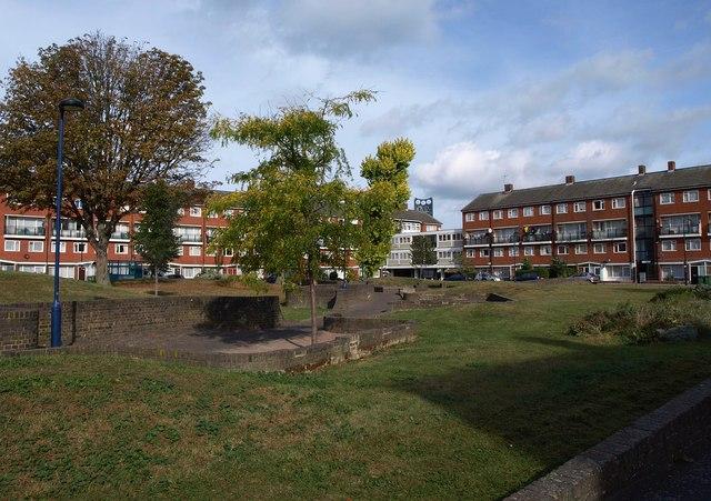 Forsyth Gardens SE17