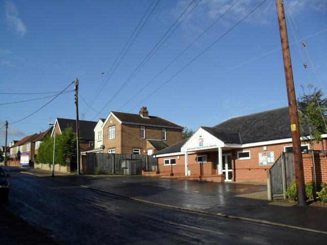Old Heath Community Centre