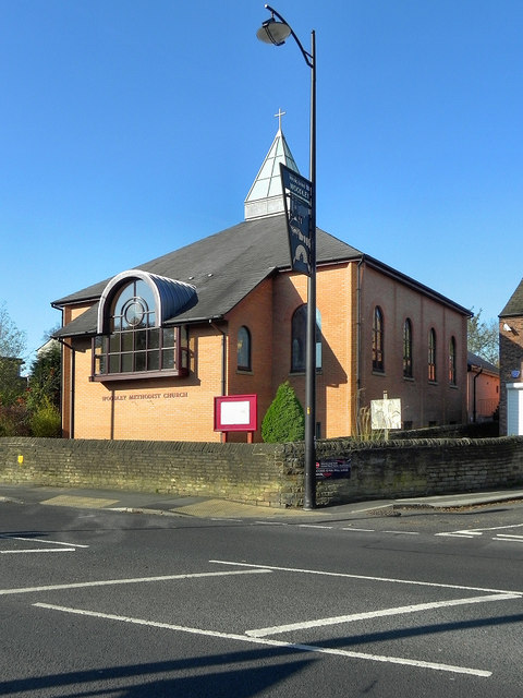 Woodley Methodist Church