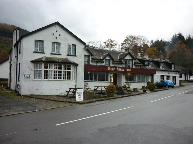 The Kingshouse Hotel, Kingshouse
