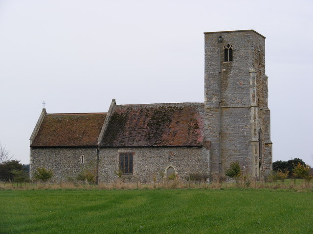 John the Baptist Church, Wantisden