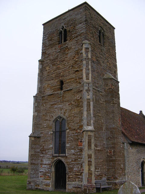 Tower of John the Baptist Church, Wantisden