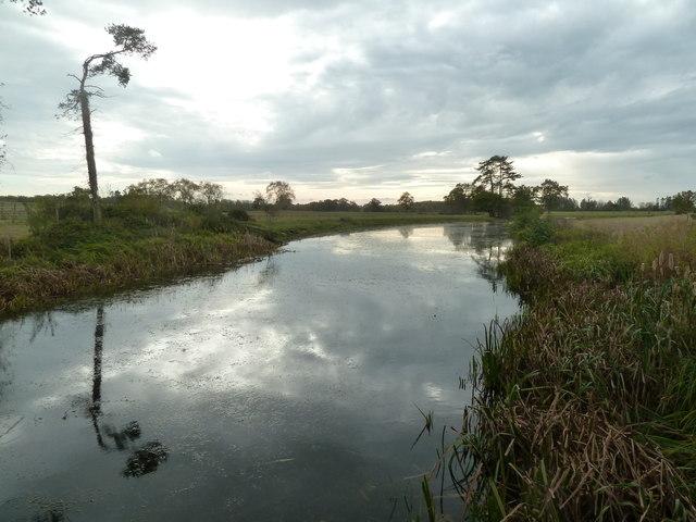 'Croome River' - Croome Landscape Park