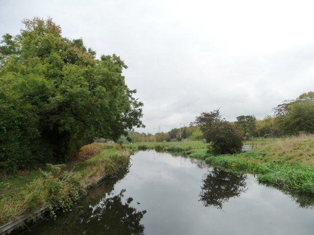 Reflections on the Chesterfield canal