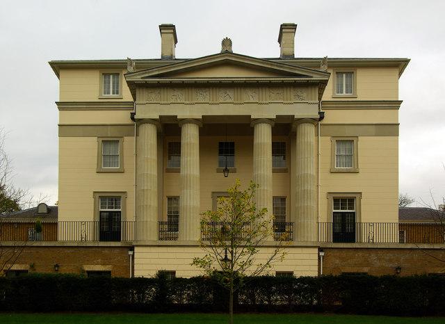 Villa, Regent's Park