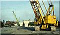 J3475 : Weir and cross-harbour bridges, Belfast (60) by Albert Bridge