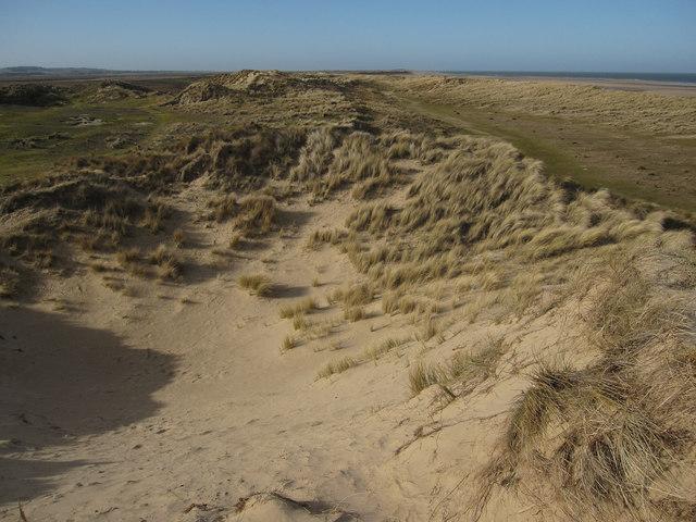 Sand bowl, Burnham Overy Dunes