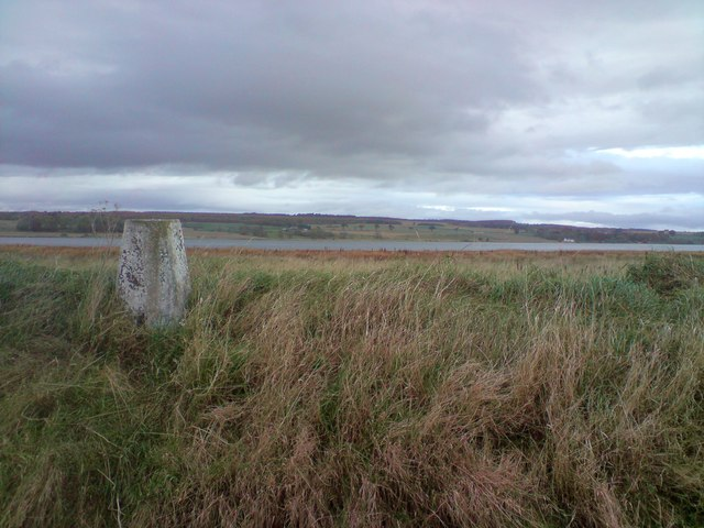 Easter Lovat trig point