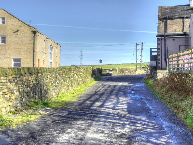 Green Lane, Strinesdale