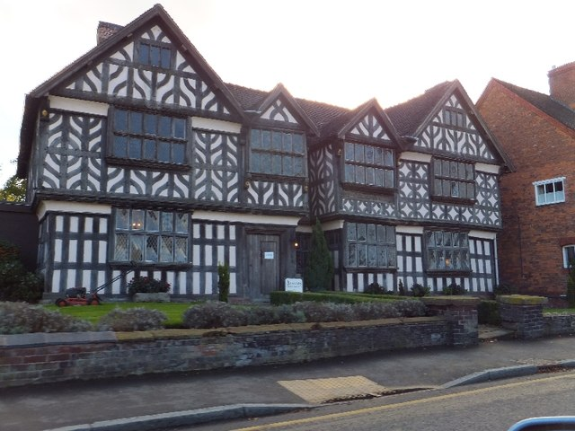 Churche's Mansion, Hospital Street, Nantwich