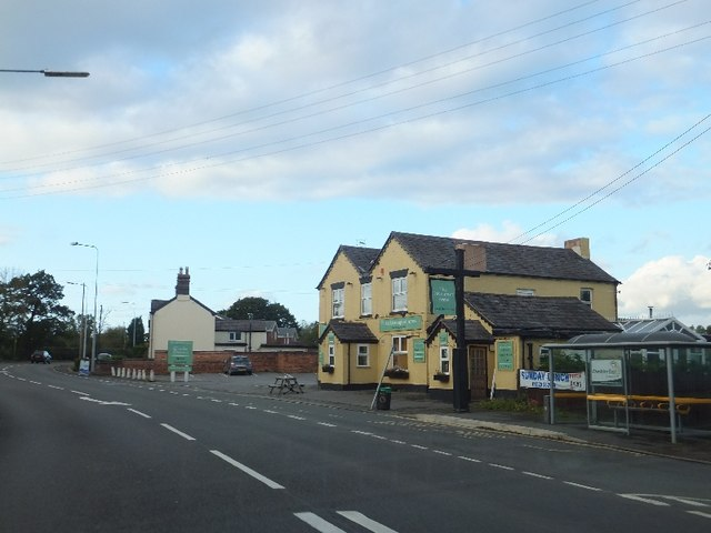 The Davenport Arms public house