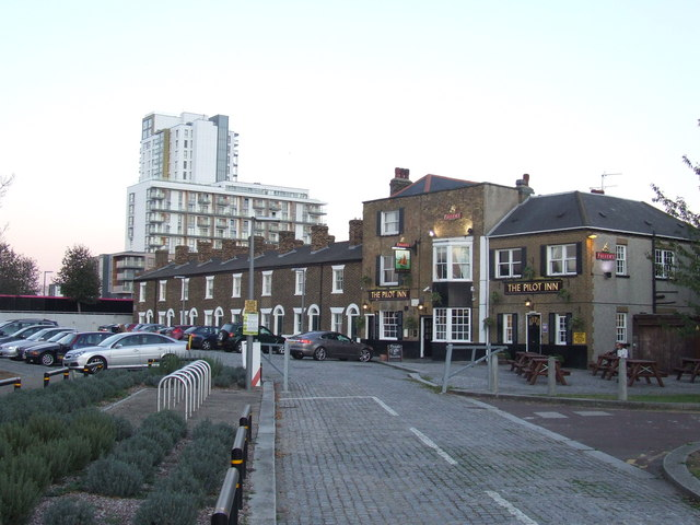 Pilot Inn, North Greenwich