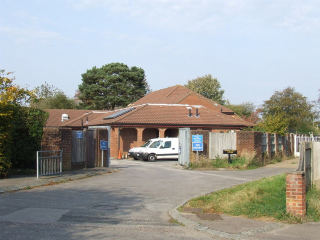 Douglas Brunton Centre, Caterham-on-the-Hill