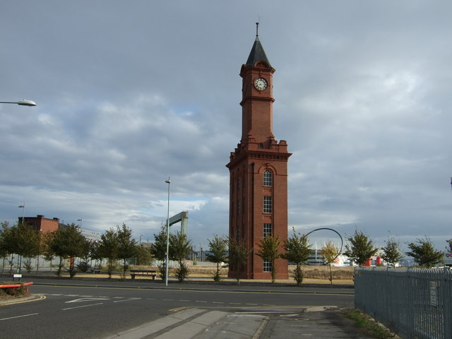 Dock Clock Tower