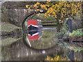 SD9905 : Huddersfield Narrow Canal, Uppermill by David Dixon