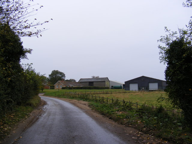 Ash Road &amp; Naunton Hall Farms