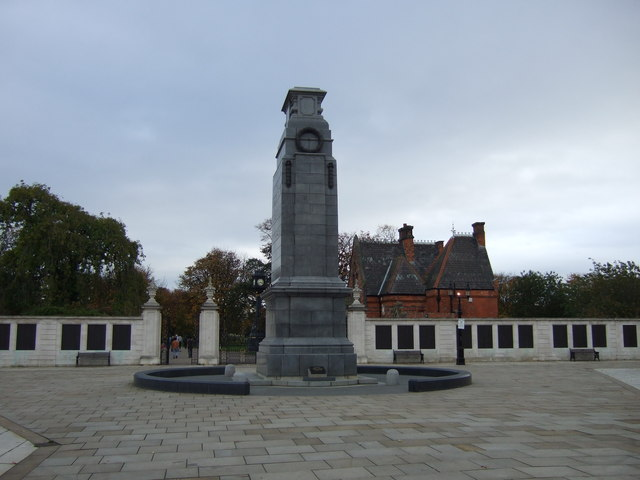 Middlesbrough War Memorial