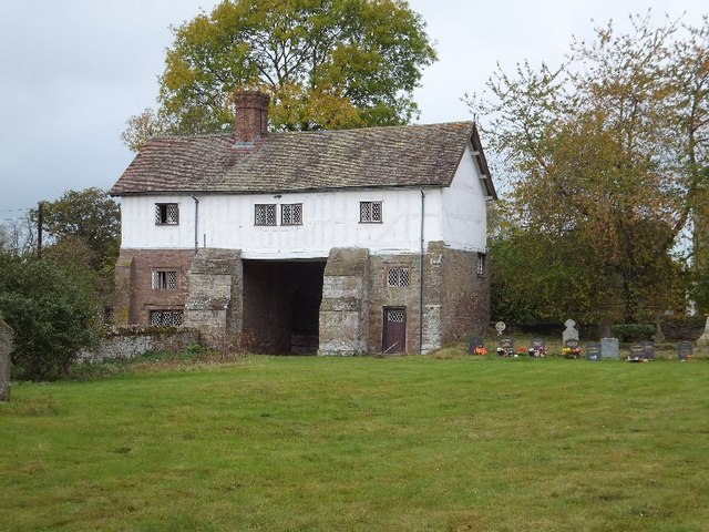 The Priory Gatehouse