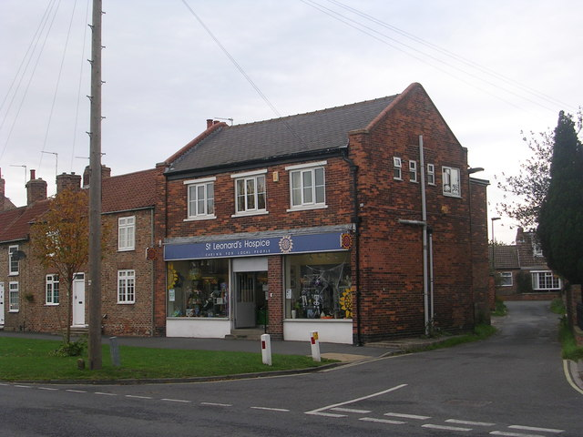 St Leonard's Hospice Shop - The Village