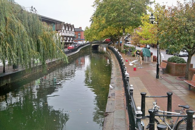 River Witham - Lincoln