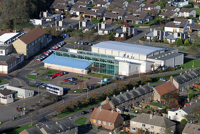 North Berwick Sports Centre
