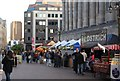 SP0686 : European Market, Victoria Square by Nigel Chadwick