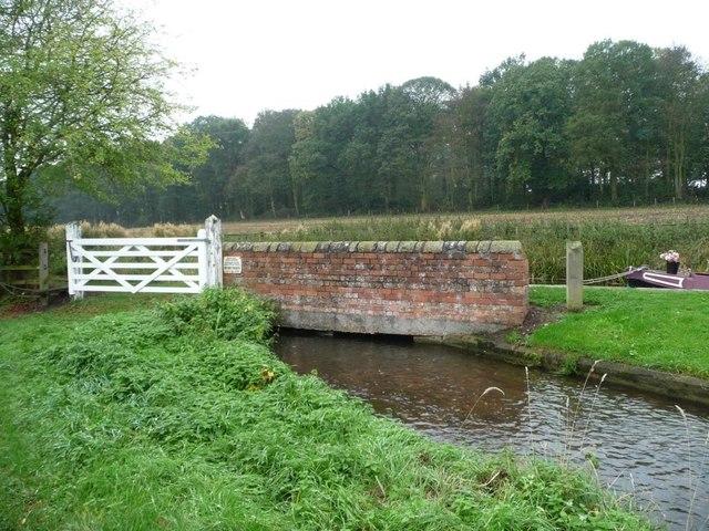 Osberton Lock bywash
