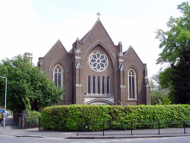 Saint John's Church Chingford Road Walthamstow