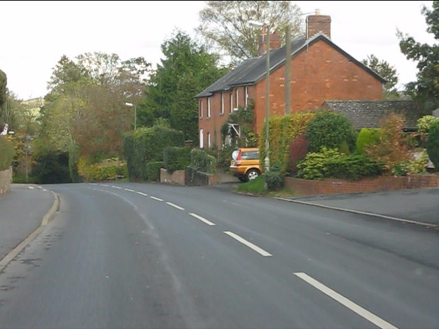 Houses on Old Road