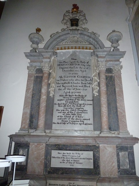SS Peter & Paul, Ringwood: memorial (5)