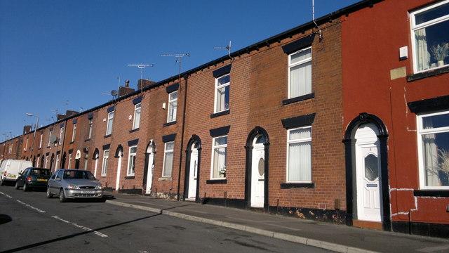 Afghan Street, Oldham