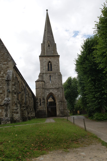 Christ Church, Ware - The Tower
