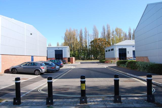 Bedenham Lane (3)