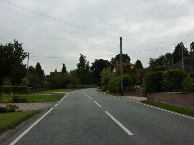 Cobbs Lane, Hough