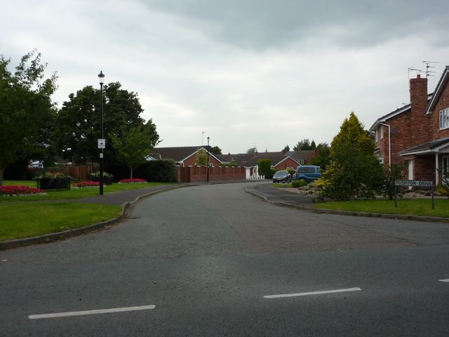 Rushton Drive, Hough