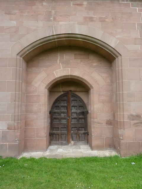 St Chad's, Doorway
