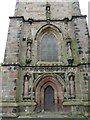 SJ7049 : St Chad's, Doorway by Alexander P Kapp