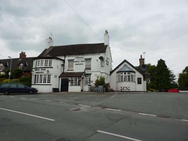 Swan Inn, Wynbunbury