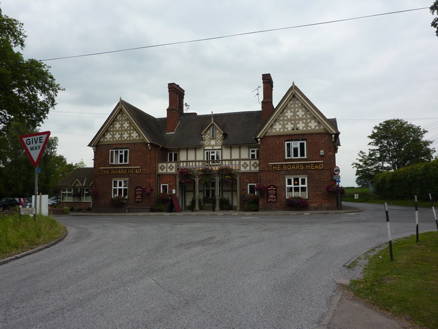 The Boar's Head, Walgherton