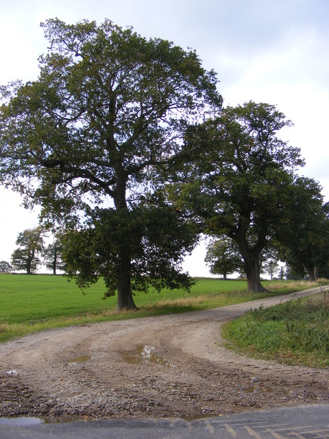 The entrance to Valley Farmhouse