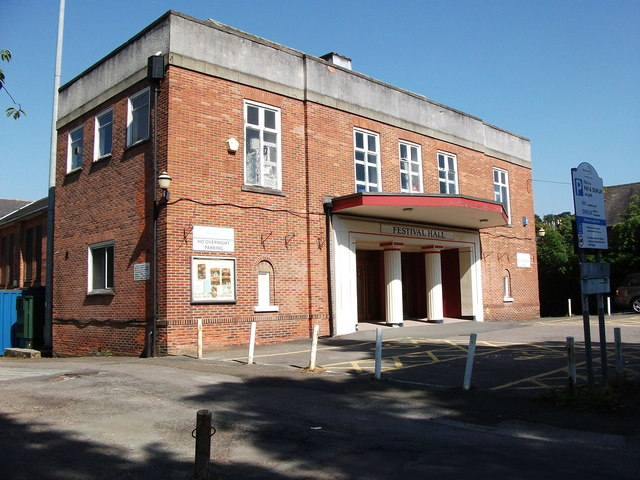 Festival Hall, Talbot Road, Alderley Edge